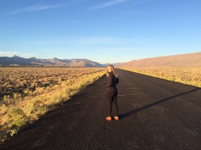 Somewhere in the middle of Idaho