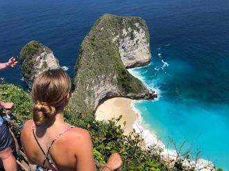 Kelingking Beach, Nusa Pennina